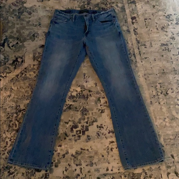MEN'S LUCKY BRAND JEANS 31x32 ATHLETIC BOOT